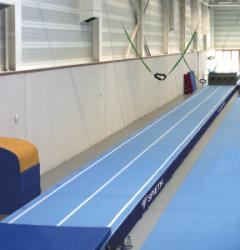 SPIETH Wettkampf-Tumblingbahn ,,Spiethway III''