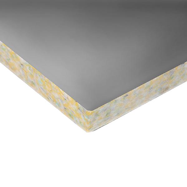 Gerätturnmatte, Gr. 200x125x8cm, mit Lederecken, Gewicht: 24 Kg