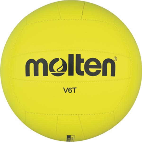 molten® Übungs-Volleyball,V6T, 185 g, Ø 245 mm (40% leichter, 25% größer)