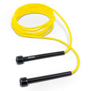 Springseil für Rope Skipping, Länge 300 cm, Farben rot, gelb, blau und grün