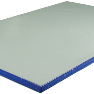 Aufbaumatte grau/blau