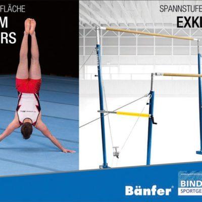 Binder Sportgeräte offizieller Geräte Partner des ÖTB