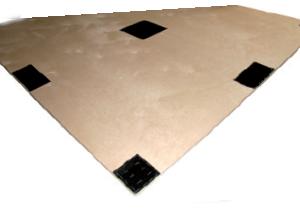 Decklplatte für Unterkonstruktion Trainings-Bodenfläche