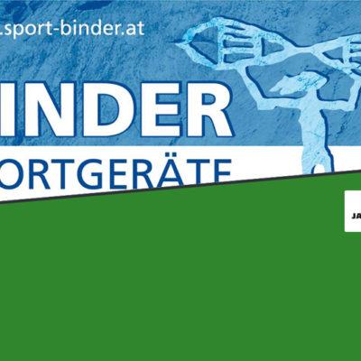 Binder Sportgeräte exklusiver Partner von Janzen Sport in Österreich