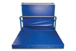 Niedersprungmatte klappbar für Stufenbarren Super