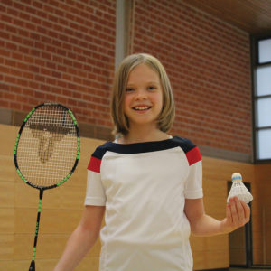ELI - Easy Learning Initiative Badmintonschläger