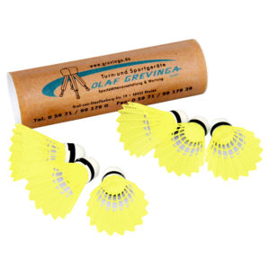 Grevinga Badmintonbälle Basic