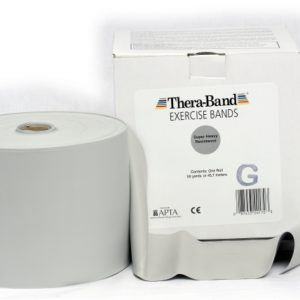 Thera-Band 45,5 m Rolle 12,8 cm breit