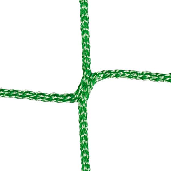 Knotenloses Fußball-Tornetz