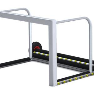 Safety-Minitor, vollverschweißt mit PlayersProtect