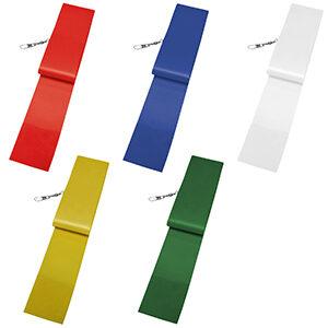 Gymnastikband, 5 m lang, 4 cm breit