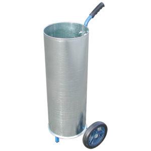 Behälterwagen aus Stahlblech
