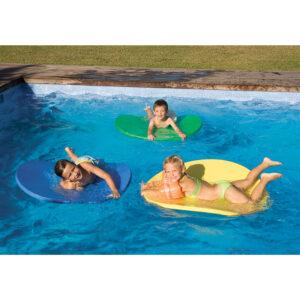 Grevinga® Schwimmfloßmatte rund