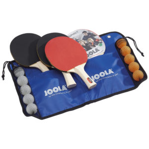 JOOLA Tischtennisschläger Set - Family