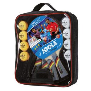 JOOLA Tischtennisschläger - Set Team Germany SCHOOL