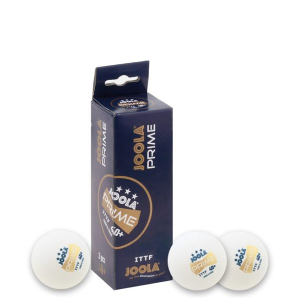 JOOLA Tischtennisbälle PRIME 40 +
