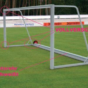 Jugendfußballtor -SAFETY- vollverschweißt