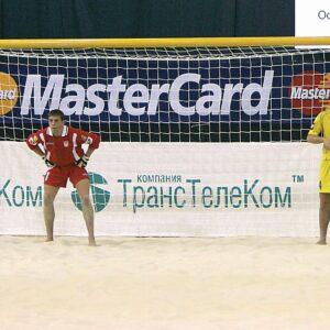 Beach Soccer Tor