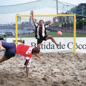 Beach Handball Tor