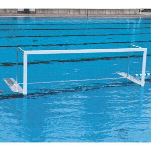 """Wasserballtor """"KLAPP-EX"""" freischwimmend - pro Paar"""