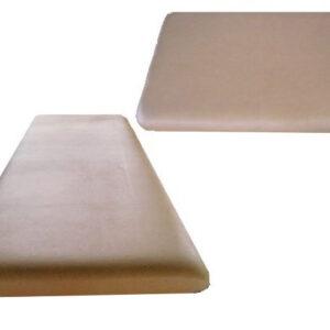 Sprungkasten Deckel-Brett gepolstert