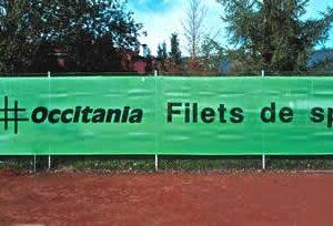 Tennisplatz-Blende, 2 x 12 m