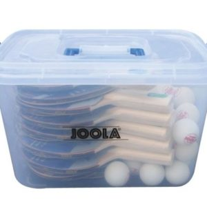 JOOLA Tischtennisschläger-Set im Eimer
