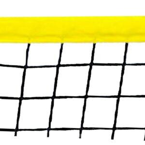 Beach-Volleyball-Turniernetz für Spielfeld 8 x 16 m