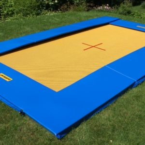 "Eurotramp Bodentrampolin ""Grand Master"" 524 x 311 cm"