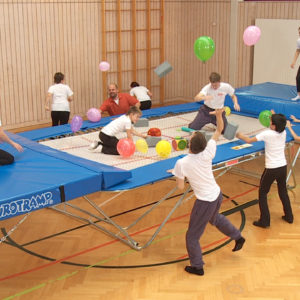 Trampolin Grand Master Super Spezial
