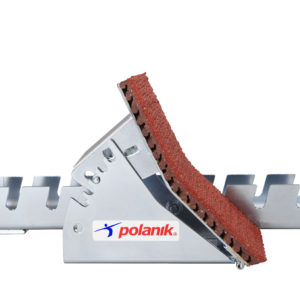POLANIK® Wettkampfstartblock aus Stahl
