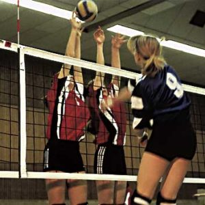 Volleyball-Turniernetze DVV I