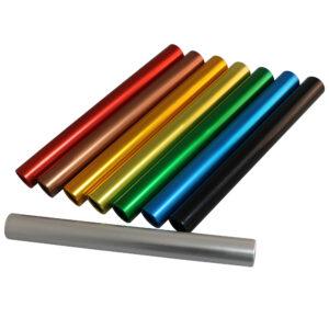 Stafettenstäbe aus Aluminium