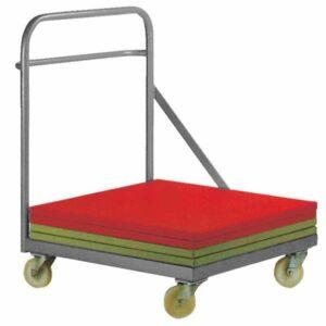 Mattenwagen für Judomatten 100x100 cm