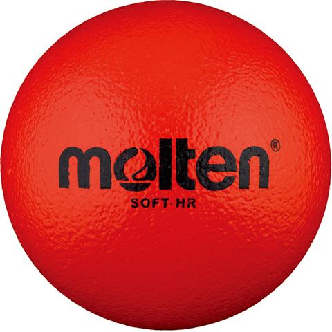 Molten Soft-HR Schaumstoff-Handball mit Elefantenhaut