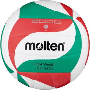 Molten Volleyball-Trainingsball V5M2000-L synth. Leder