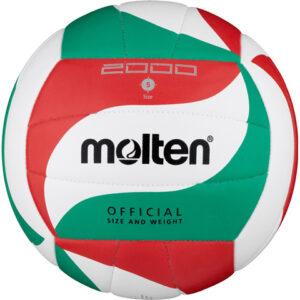 Molten Volleyball-Trainingsball V5M2000 synth. Leder